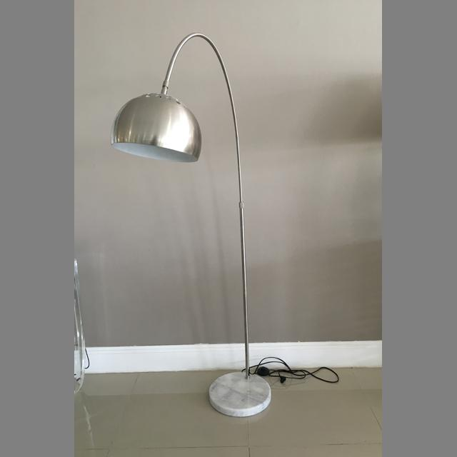 overhanging lamp small - Overhanging Lamp Floor